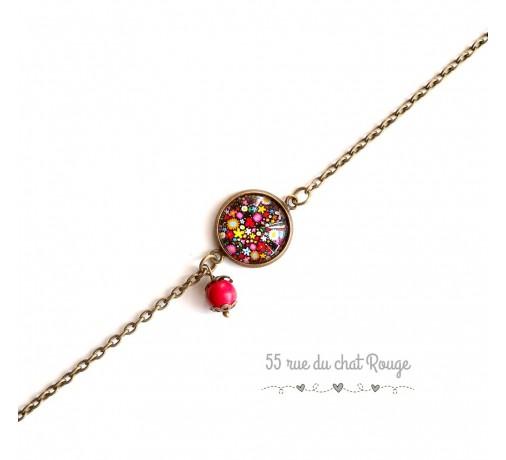 bracelet fine chaîne